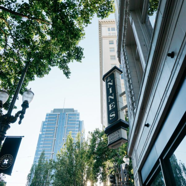 The Nines, the best boutique hotel in Portland