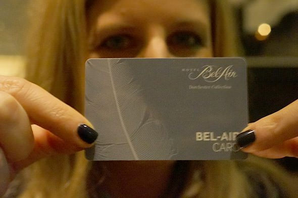 Bel Air Card