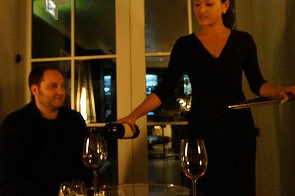 Jason and Waitress