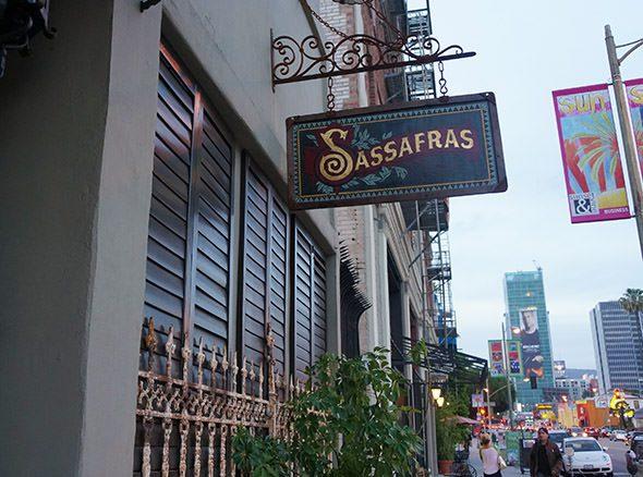 Sassafrass