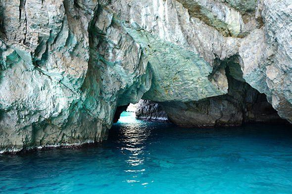 Caves capri