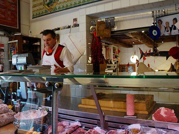 Butcher of Panzano