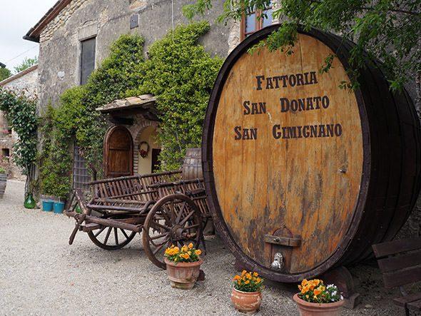 Fattoria San Donatao San Gimignano