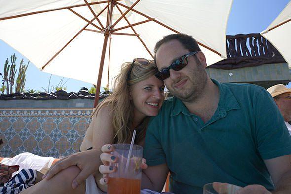 Molly and Jason