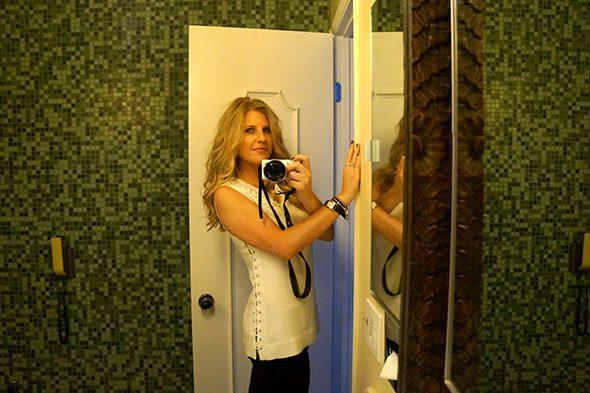 Molly bathroom