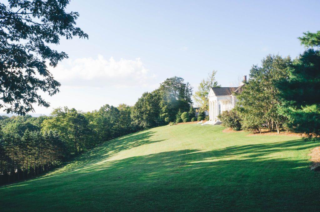 Inside Westglow Resort and Spa, a luxury retreat in Blowing Rock, North Carolina.