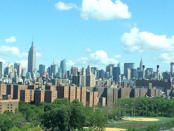 NY sky line