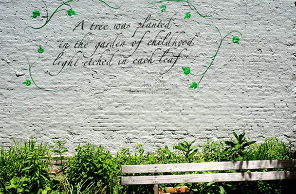 Tree planted quote