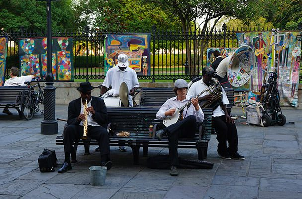 musicians and art