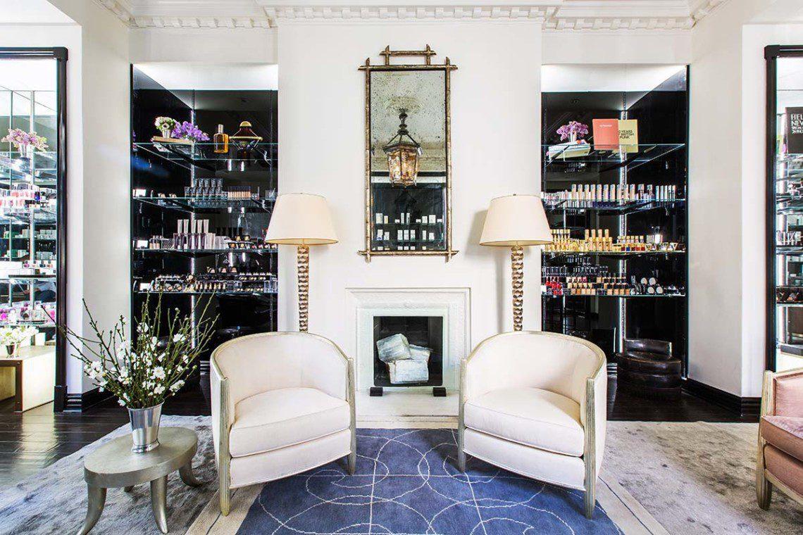 A look inside Violet Grey on Melrose Place