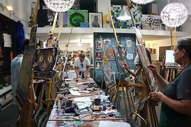 Art Works Class
