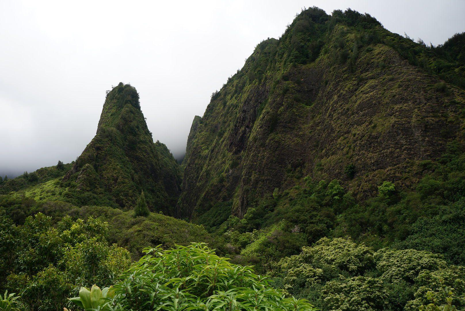 Iao Valley State Park Maui