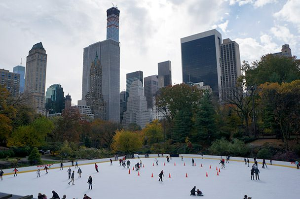 Central Park Ice Rink 2