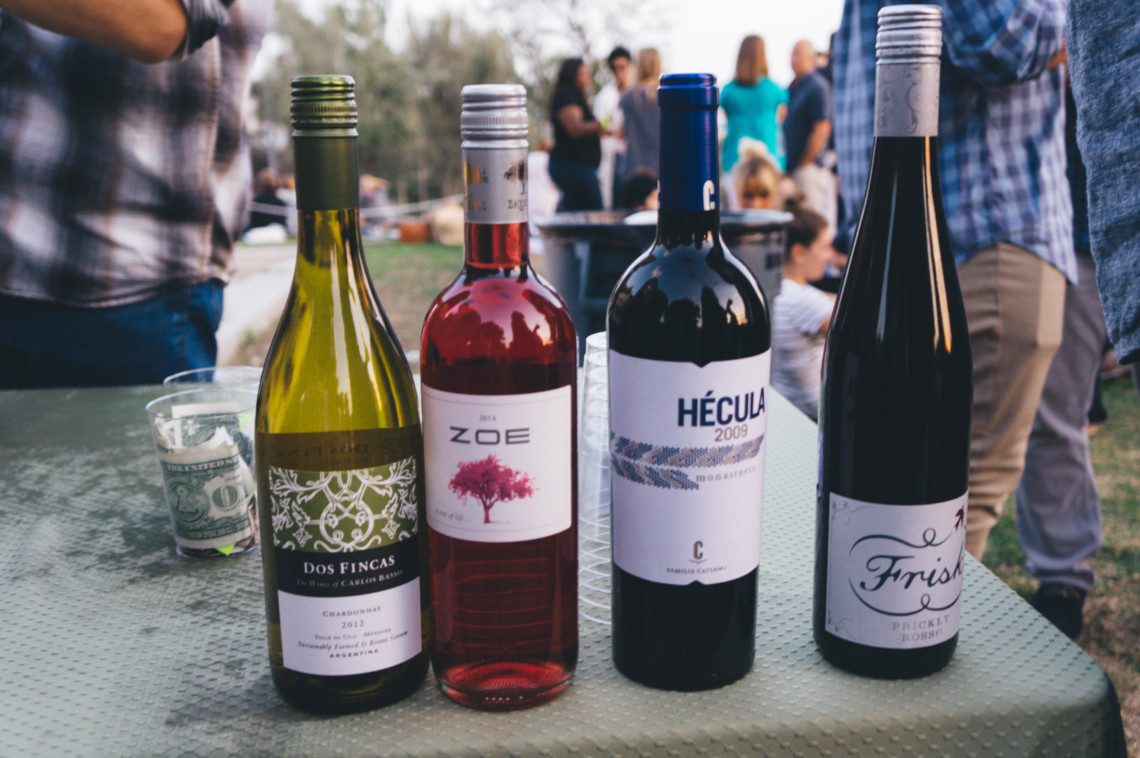 The best way to spend those LA nights is at Barnsdall Fridays Wine Tasting hosted by Silverlake Wines.