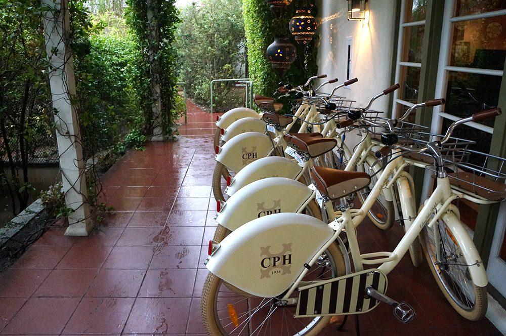Rainy Cicycles