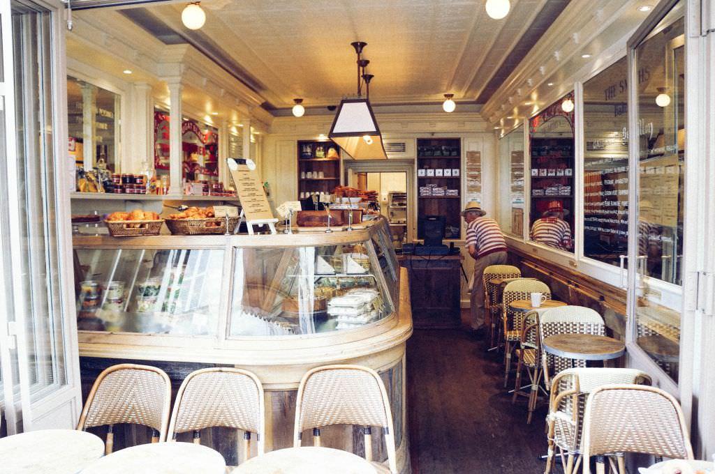 Smiths Bakery inside