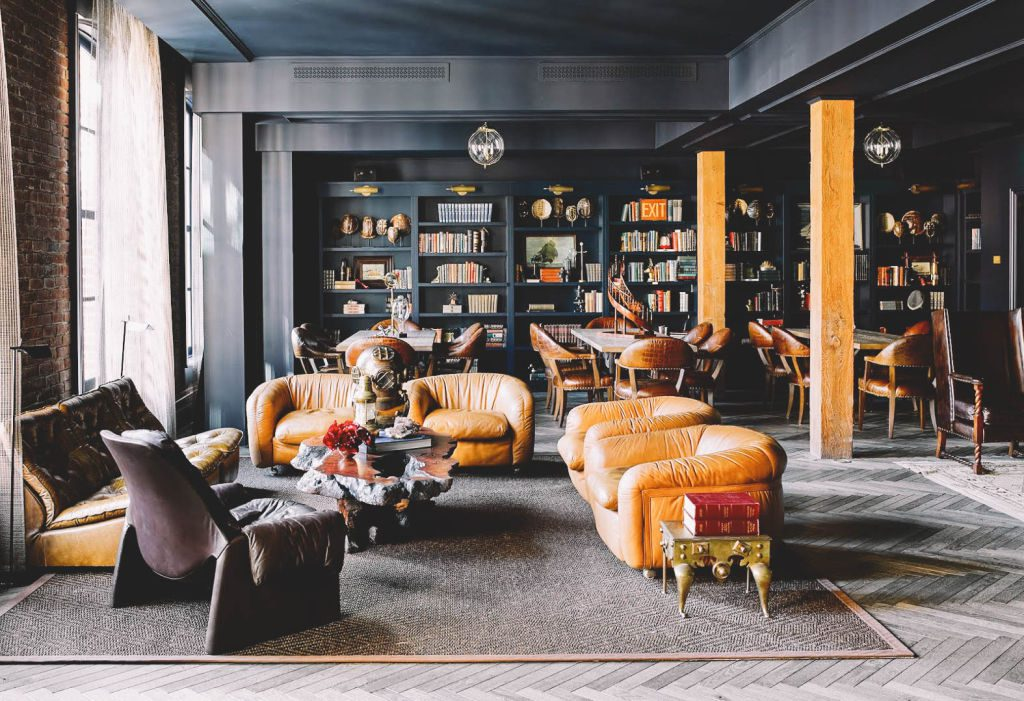 Looking for the coolest hotel in San Francisco? Look no further than The Battery, a private club with a boutique hotel on the top floors.