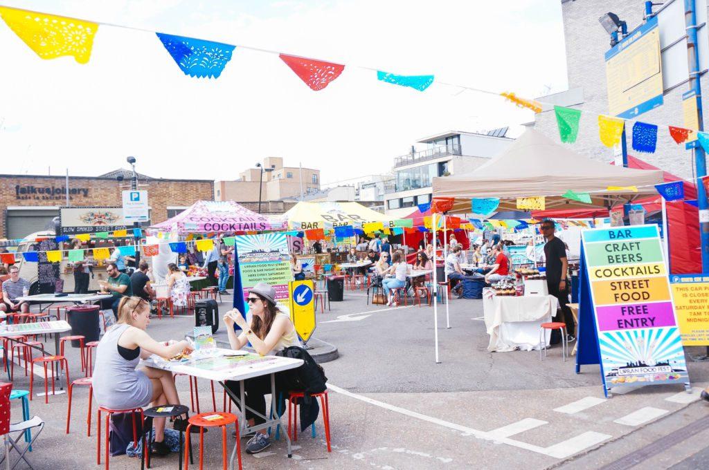 Shoreditch food fair-1