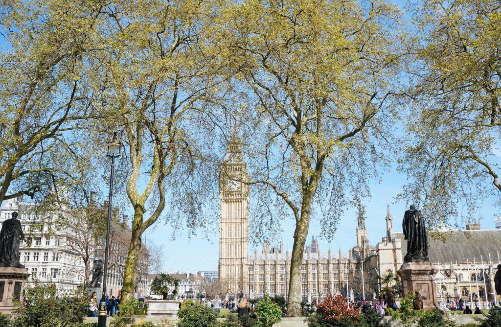 Spring in London-1