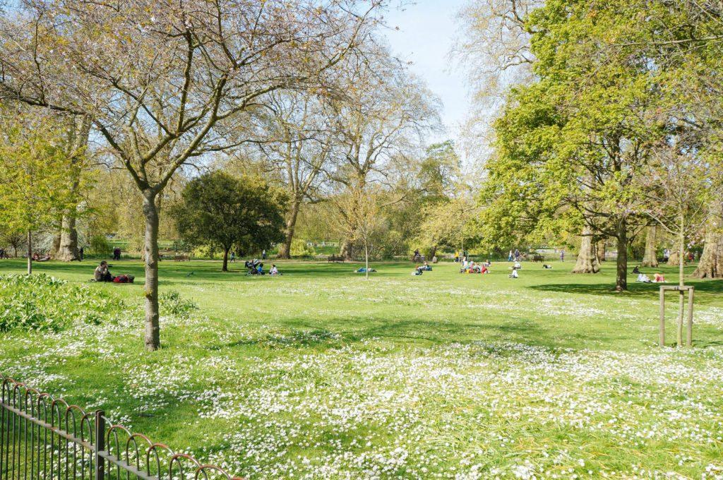 Spring in London-2