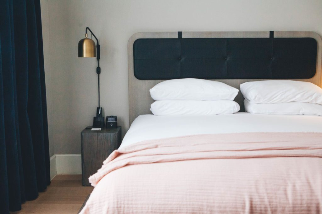 A look inside the luxury boutique hotel 11 Howard Hotel in Soho in New York City