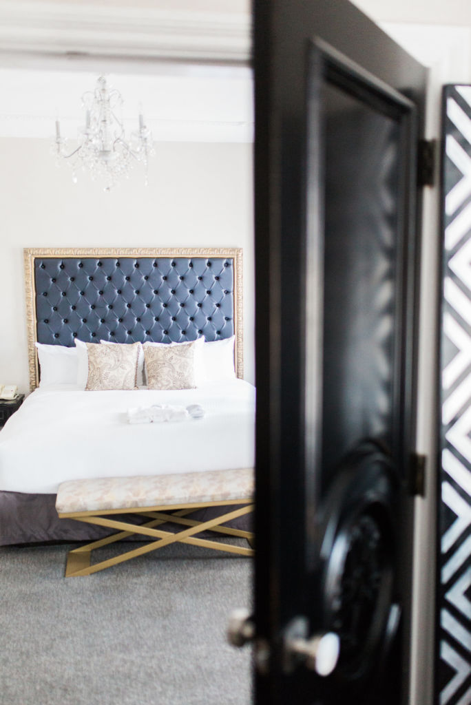 As far as hotels in Culver City go, there is no better option than the historic boutique hotel the Culver Hotel.