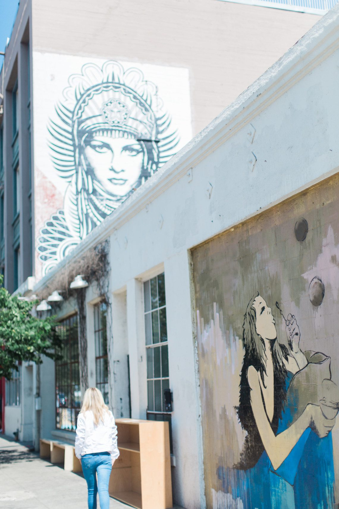 A local guide to the Los Angeles arts district