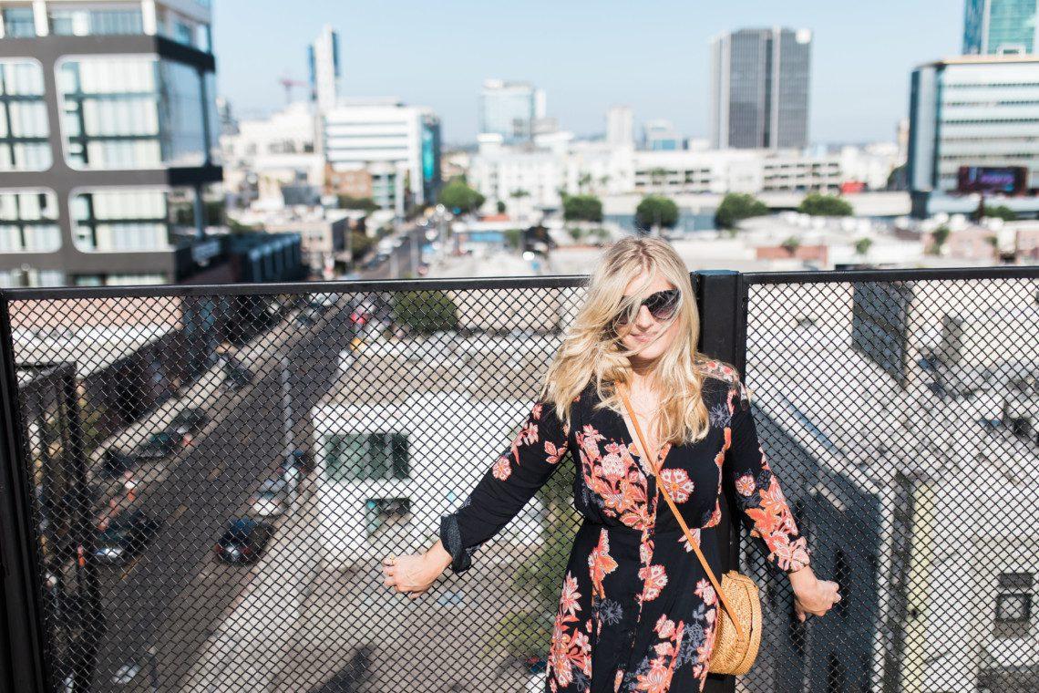 The top 10 best rooftop bars in LA