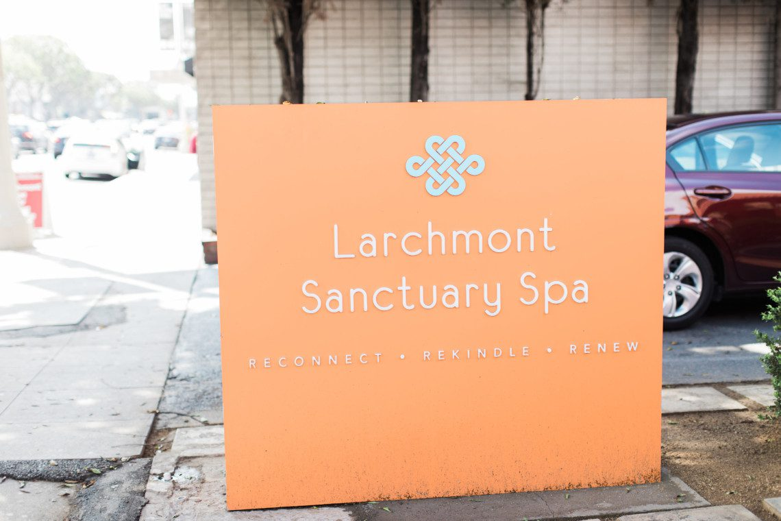 Looking for the best massage in Los Angeles? Look no further than Victor at the Larchmont Sanctuary Spa on Larchmont Blvd.