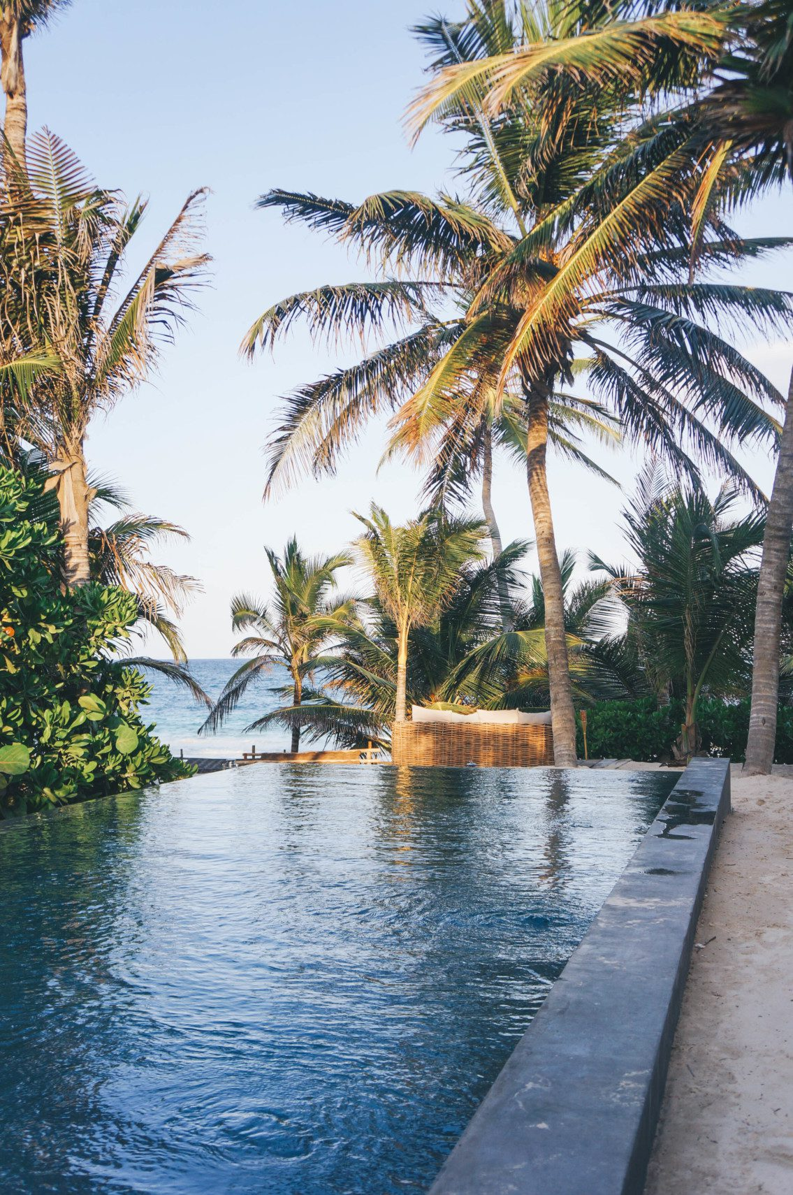 Looking for the best beach hotel in Tulum? Look no further than Be Tulum, a luxury boutique hotel with gorgeous interiors and private plunge pools off the rooms. It is my top pick for where to stay in Tulum.