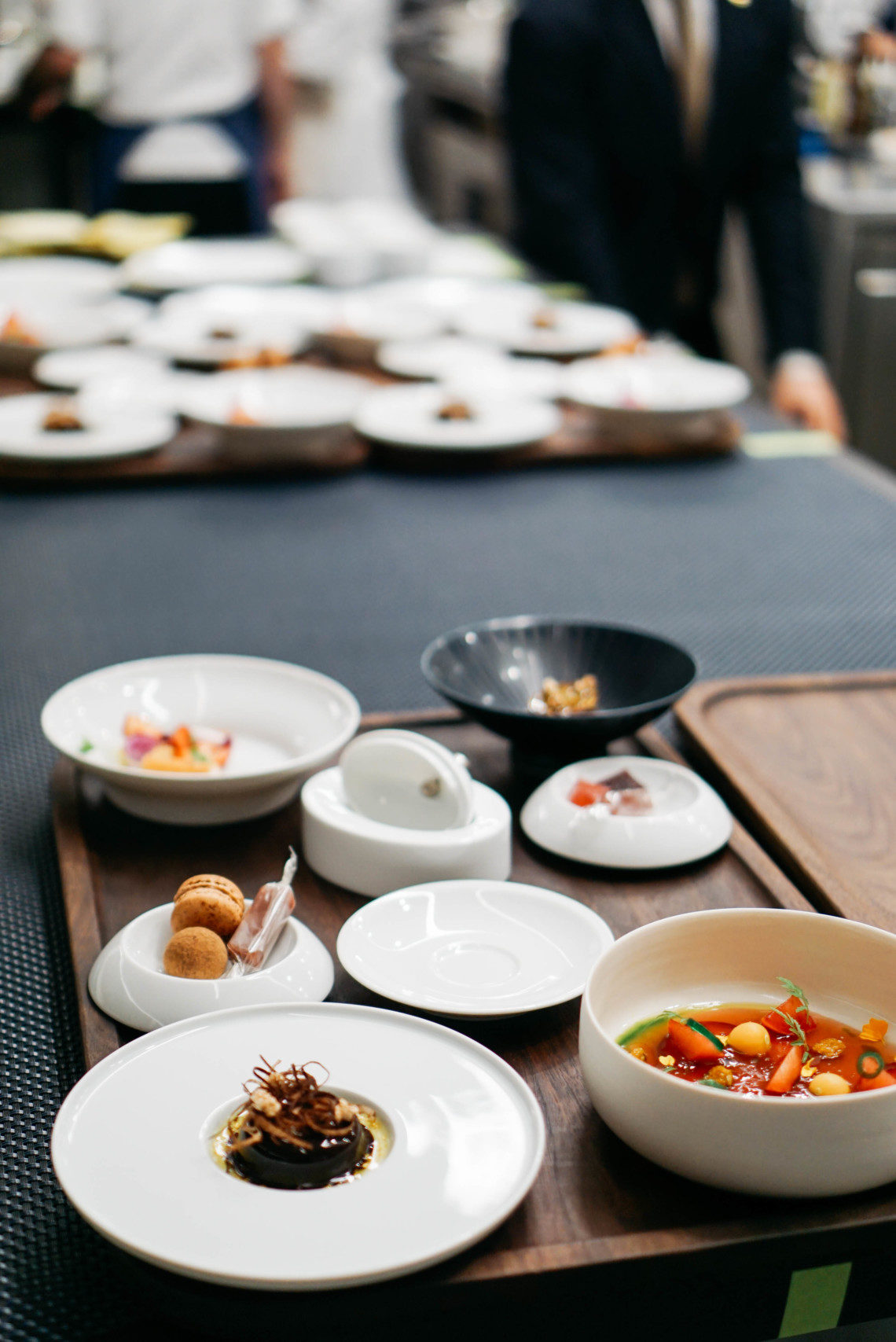 Go inside the 3-Michelin-Starred restaurant The French Laundry in Yountville.