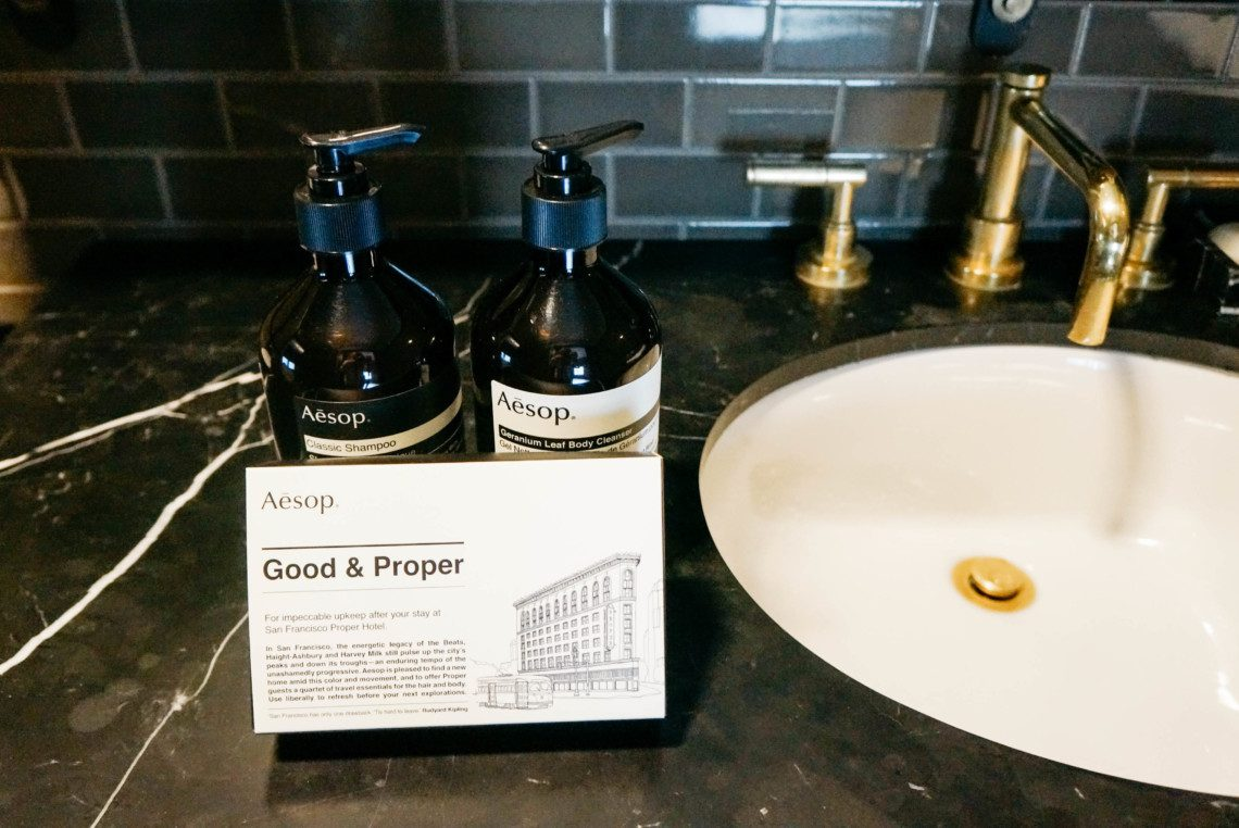 The Proper Hotel San Francisco is the city's newest and hippest boutique hotel, located in Mid Market, designed by Kelly Wearstler.