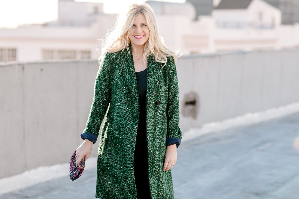 What to wear to an office holiday party