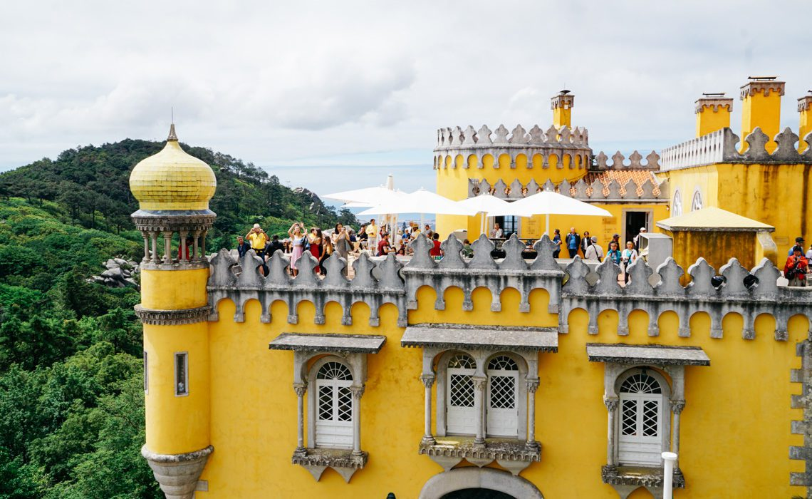 The Best Day Trips from Lisbon: Sintra