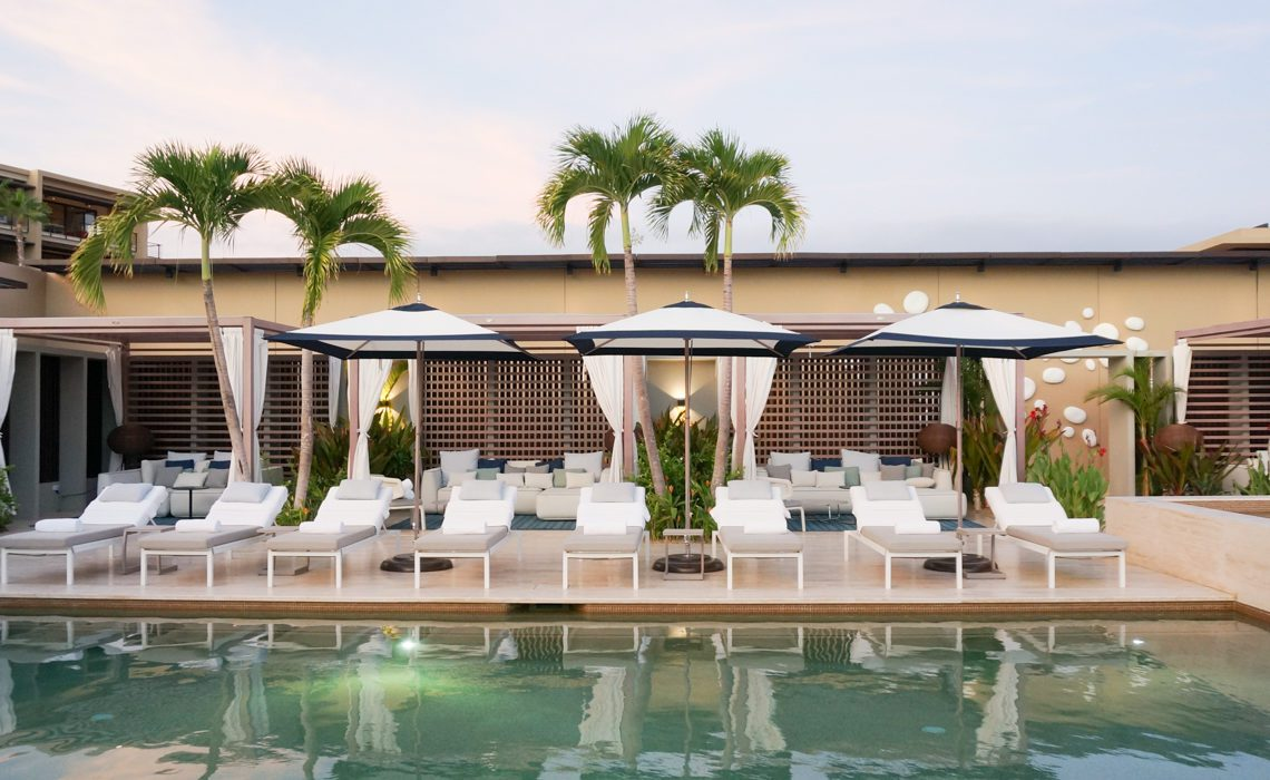 Spa Montage is the best spa in Cabo San Lucas